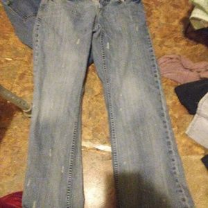 Lot of 3 American Eagle Jeans ( work )